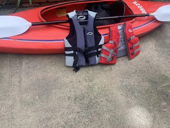Keowee Aquaterra 2 Person Kayak for Sale in Long Beach,  CA