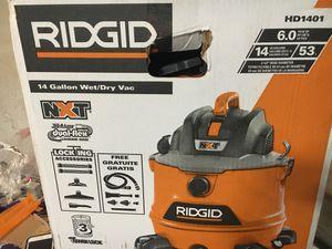 Ridgid vacuum for Sale in Riverside, CA