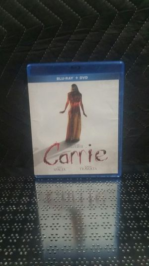 Carrie DVD&Blu Ray Movie (Open) for Sale in Portland, OR