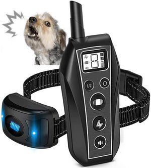 Murrieta (LOS ALAMOS & HANC0CK) PICK UP ONLY ‼️BRAND NEW‼️BRAND NEW‼️ Dog Training Collars, Dog Shock Collar, 2000 ft Remote Control with 3 Correctio for Sale in Murrieta, CA