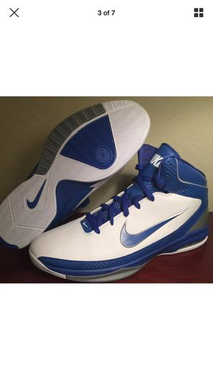 Nike men's basketball shoes 15.5 for Sale in Orlando, FL
