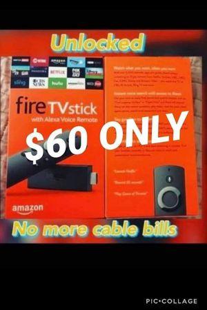 AMAZON fire TV Hd for Sale in Long Beach, CA