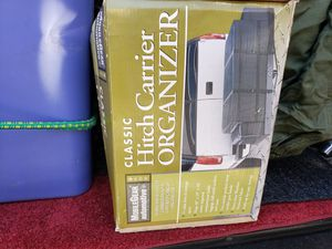 Hitch carrier organizer for Sale in Pawtucket, RI