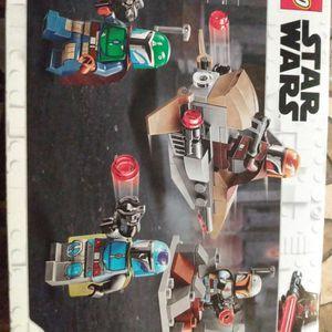 Brand New Lego Star Wars Mandalorian Battle Pack Unopened for Sale in Orlando, FL