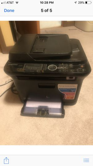 Samsung wireless printer for Sale in Pillager, MN