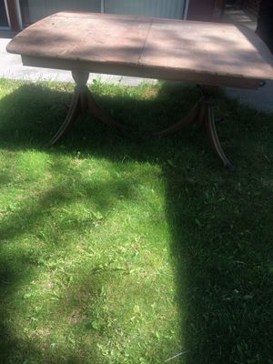 Wood table for Sale in Denver, CO