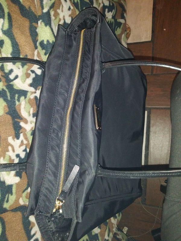 Large black Kate Spade purse