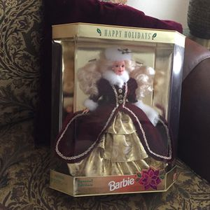 Holiday Barbie 1996 for Sale in Round Rock, TX