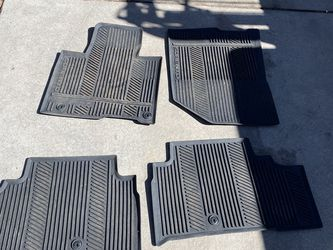 Kia Sorento Rubber Floor Mats for Sale in Denver,  CO