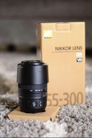Nikon telephoto lens for Sale in Gresham, OR