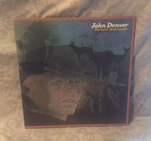 John Denver Vinyl LP Album for Sale in Barrington, IL