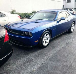 2012 Dodge Challenger Lighting Blue $1300 Down Now 30327 for Sale in Atlanta, GA