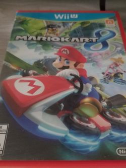 Mario Kart 8 Wii U for Sale in Vancouver,  WA