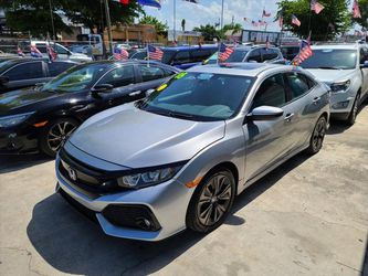 2018 Honda Civic for Sale in Hollywood,  FL