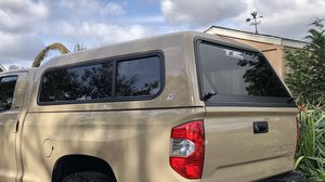 Century high-c camper shell Toyota Tundra 6.5 ft bed for Sale in San Marcos, CA
