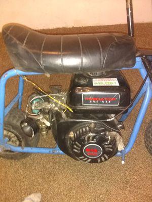 Mini bike predator motor with honda head for Sale in Detroit, MI