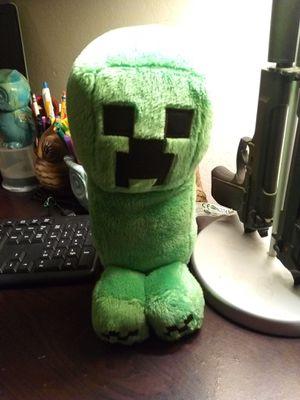 Minecraft plush for Sale in Fresno, CA