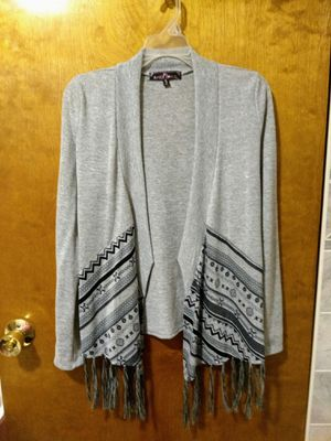 Fringed shawl for Sale in McAdoo, PA