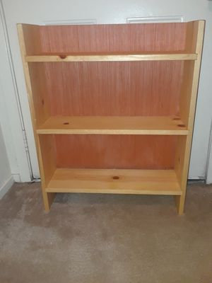 Small wooden shelf for Sale in Fort Worth, TX