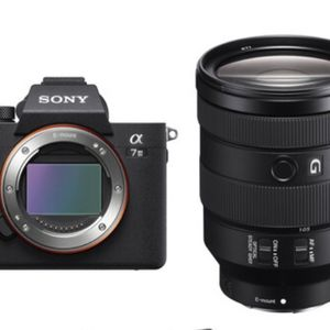 Sony A7 III with 25-105mm lens for Sale in South San Francisco, CA