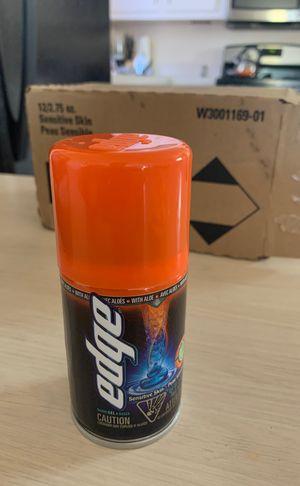 Edge shaving gel 12 pack for Sale in Colton, CA