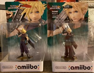 Amiibo Cloud set for Sale in Corona, CA
