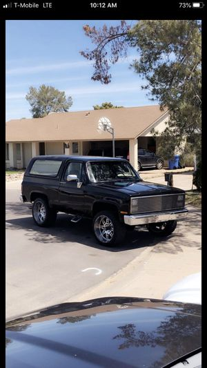 1991 Chevy Blazer K5 4x4 for Sale in Phoenix, AZ