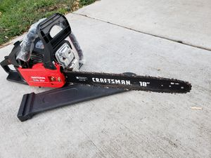Craftsman Chainsaw for Sale in Riverside, CA