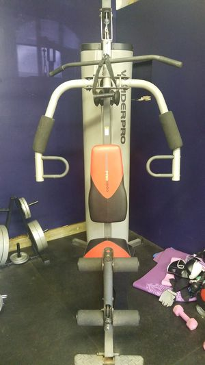 Multifunction home gym station for Sale in Escondido, CA