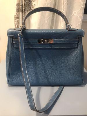 """""""Kelly"""" bag blue Hermes for Sale in Cliffside Park, NJ"""