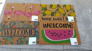 Brand new doormat four different Styles for Sale in North Providence, RI