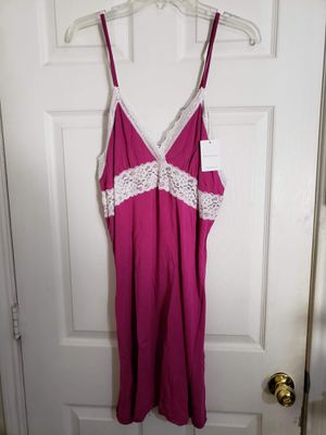 Womens Nightgown Chemise, Purple.Size XL, New with tags. for Sale in Fort Worth, TX