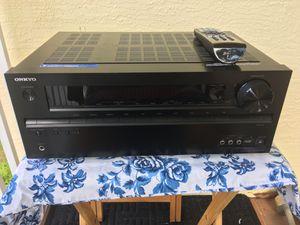 ONKYO AM/FM/AV RECEIVER TX-NR 509 for Sale in Stuart, FL