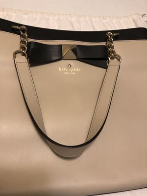 Kate Spade Hancock Park Bow Tote Bag like New for Sale in Carrollton, TX