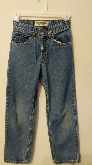 Arizona Relaxed Boy jeans size 10 slim for Sale in Houston, TX