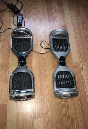 2 Hoverboards for Sale in Blacklick, OH