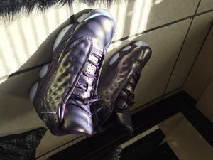 Prim purple 13s Jordan for Sale in West Palm Beach, FL