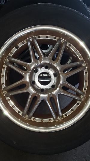 20 inch wheels for Sale in New Port Richey, FL