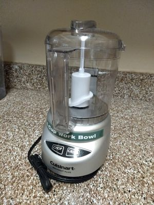 Cuisinart food chopper and blender for Sale in Irving, TX