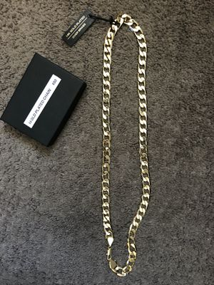 14K Gold Plated Chain for Sale in Salinas, CA