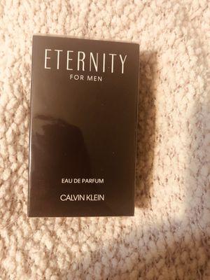 Eternity Calvin Klein For Men Perfume for Sale in Houston, TX