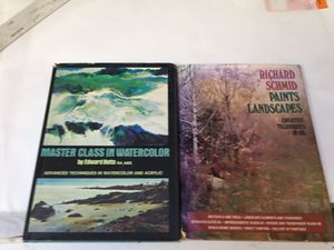 How to paint art books for Sale in Leavenworth, WA