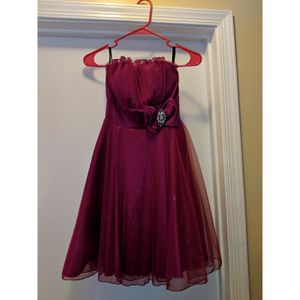 Forever Pink Purple Prom Homecoming Dress Gown Sleeveless for Sale in Manassas, VA