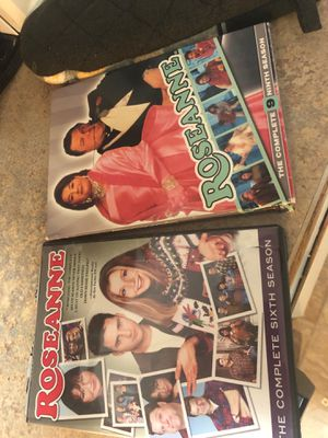 Roseanne season 6 and 9 for Sale in Oregon City, OR