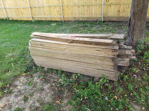 Cedar fencing. for Sale in Elgin, IL