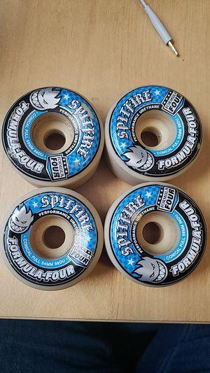 Spitfire skateboard wheels for Sale in Annandale, VA