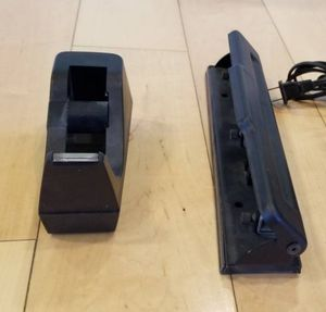 Three Hole Puncher and Tape Dispenser for Sale in Los Angeles, CA