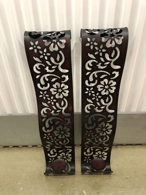 2 Wall Candle Holders $45 for Sale in Gaithersburg, MD