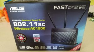Asus - AC1900, super fast Dual band router for Sale in Houston, TX