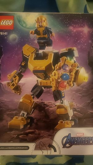 Lego thanos mech for Sale in Santa Fe, NM